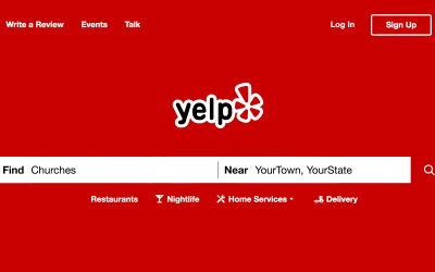 Optimize your organization's Yelp page