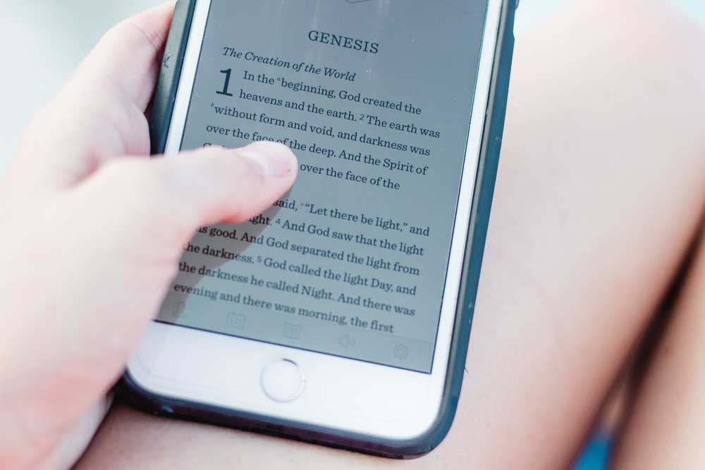 7 tips for starting online Bible studies