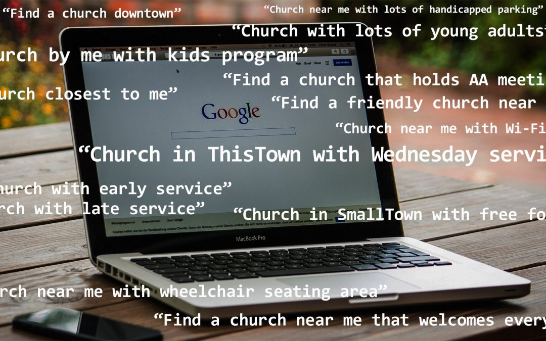 3 Easy Tips to Improve Your Church Website
